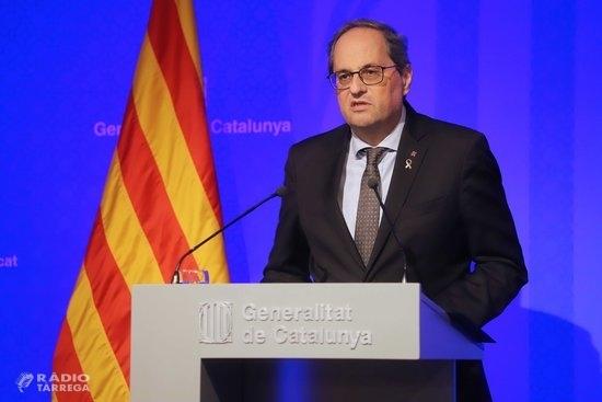 El Govern confina tot Catalunya restringint les entrades i sortides del país