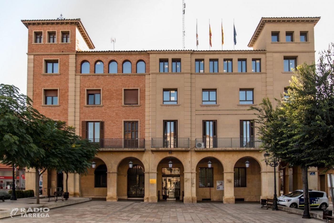 L'Ajuntament de Mollerussa confirma els dos primers casos de coronavirus a la ciutat i reuneix el comitè d'emergència