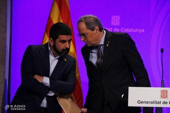 """El Govern donarà un ajut de fins a 2.000 euros per a uns 4.500 autònoms amb una reducció """"dràstica"""" dels ingressos"""