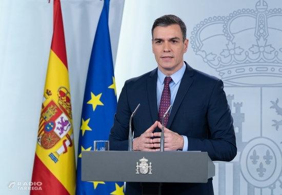 El govern espanyol anuncia la mobilització de 200.000 milions d'euros per fer front a la crisi derivada del coronavirus