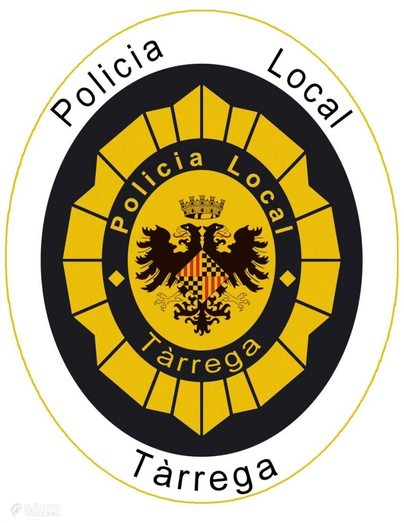 ACTUALITZACIÓ Dues detencions, sis denúncies i una setantena d'identificacions: balanç actual dels controls de la Policia Local de Tàrrega per garantir el confinament
