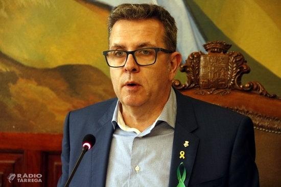 La Diputació de Lleida s'afegeix al manifest del municipalisme català per reclamar un confinament 'més estricte'