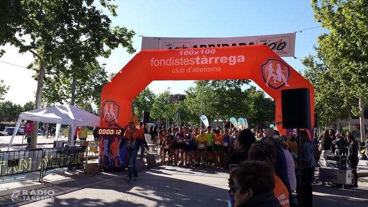 El 100X100 Fondistes de Tàrrega suspèn la vintena edició la Mitja Marató i 10 km. 13é Memorial Eduard Garcia Piqué prevista pel maig