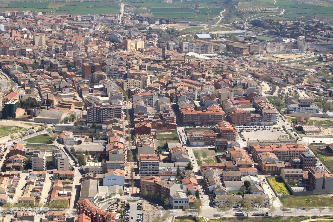 L'Ajuntament de Tàrrega ajorna el cobrament de la taxa d'escombraries, guals i ocupació de la via pública fins al proper mes de juliol