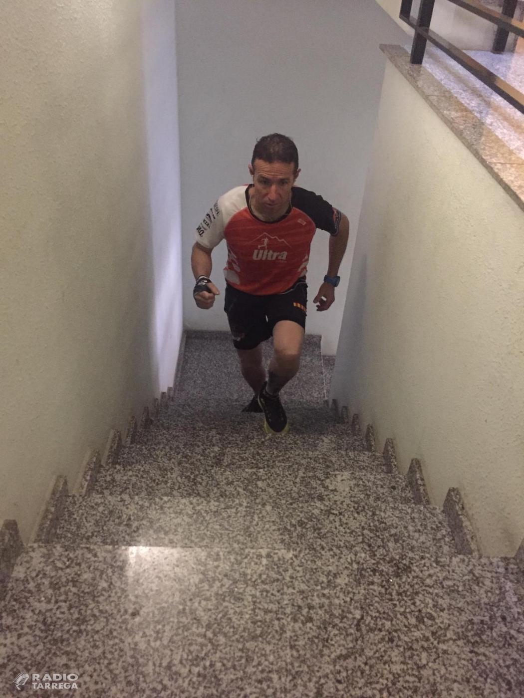 El corredor targarí Raül Arenas participarà demà dissabte en el repte solidari #YoCorroEnCasa Challenge