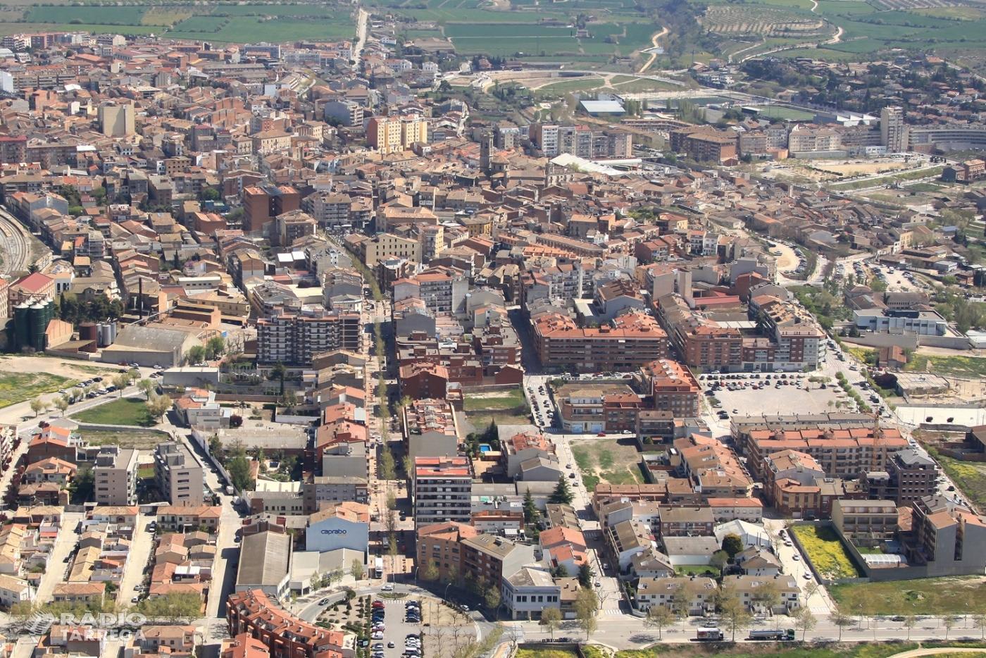 L'Ajuntament de Tàrrega aprova el Pla Normatiu 2020, que preveu la redacció de nous reglaments municipals