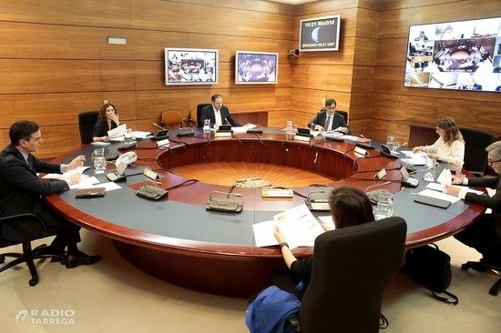 El govern espanyol estableix una moratòria d'un dia per al confinament total perquè la paralització 'no sigui abrupta'