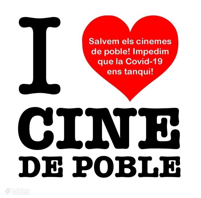 Circuit Urgellenc inicia la campanya I LOVE CINE DE POBLE per evitar la desaparició dels cinemes per la crisi del coronavirus