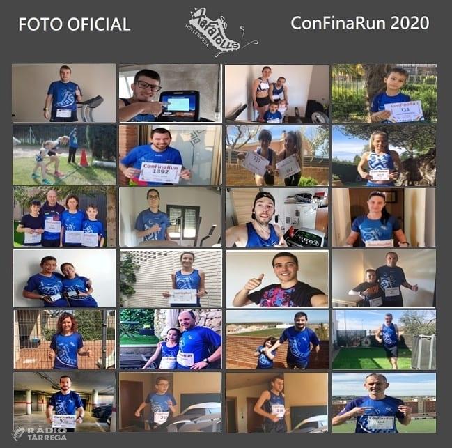 La #CONFINARUN aplega 2.280 corredors virtuals i recull 18.052 euros per a la lluita contra el coronavirus a Lleida