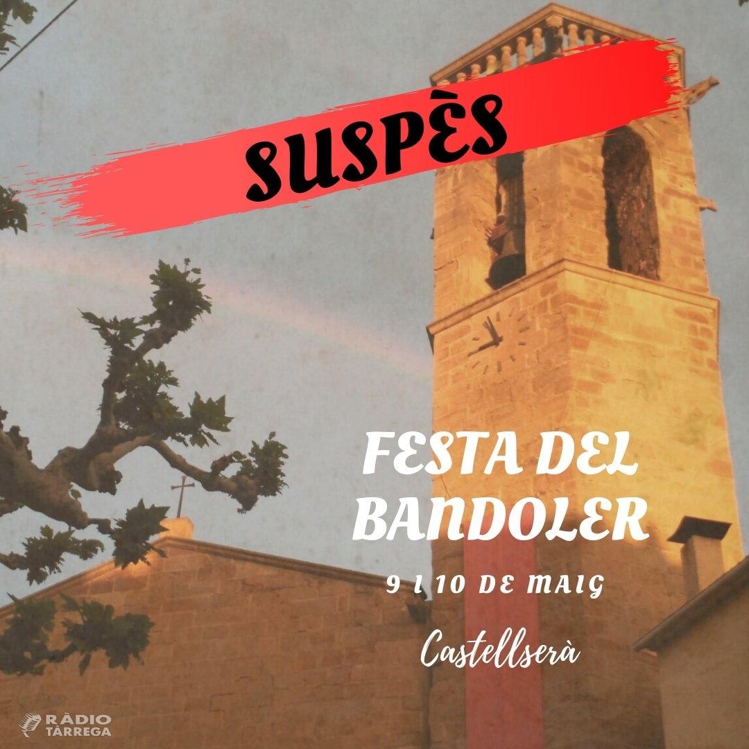 Suspesa la Festa del Bandoler de Castellserà