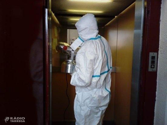 47 avis han mort en residències de Lleida per coronavirus des del 15 de març