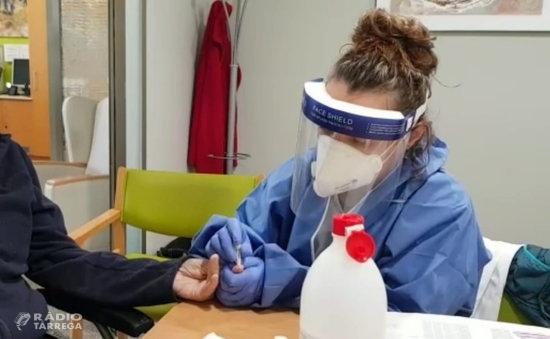 Salut comença a dur a terme tests ràpids a la residència geriàtrica de La Fuliola, Àger, la Pobla de Segur i Vielha