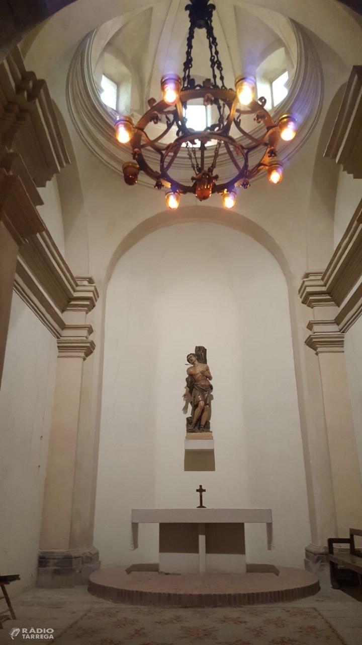 Guimerà celebrarà enguany la Festa Major de primavera de Sant Sebastianet a través de les xarxes socials