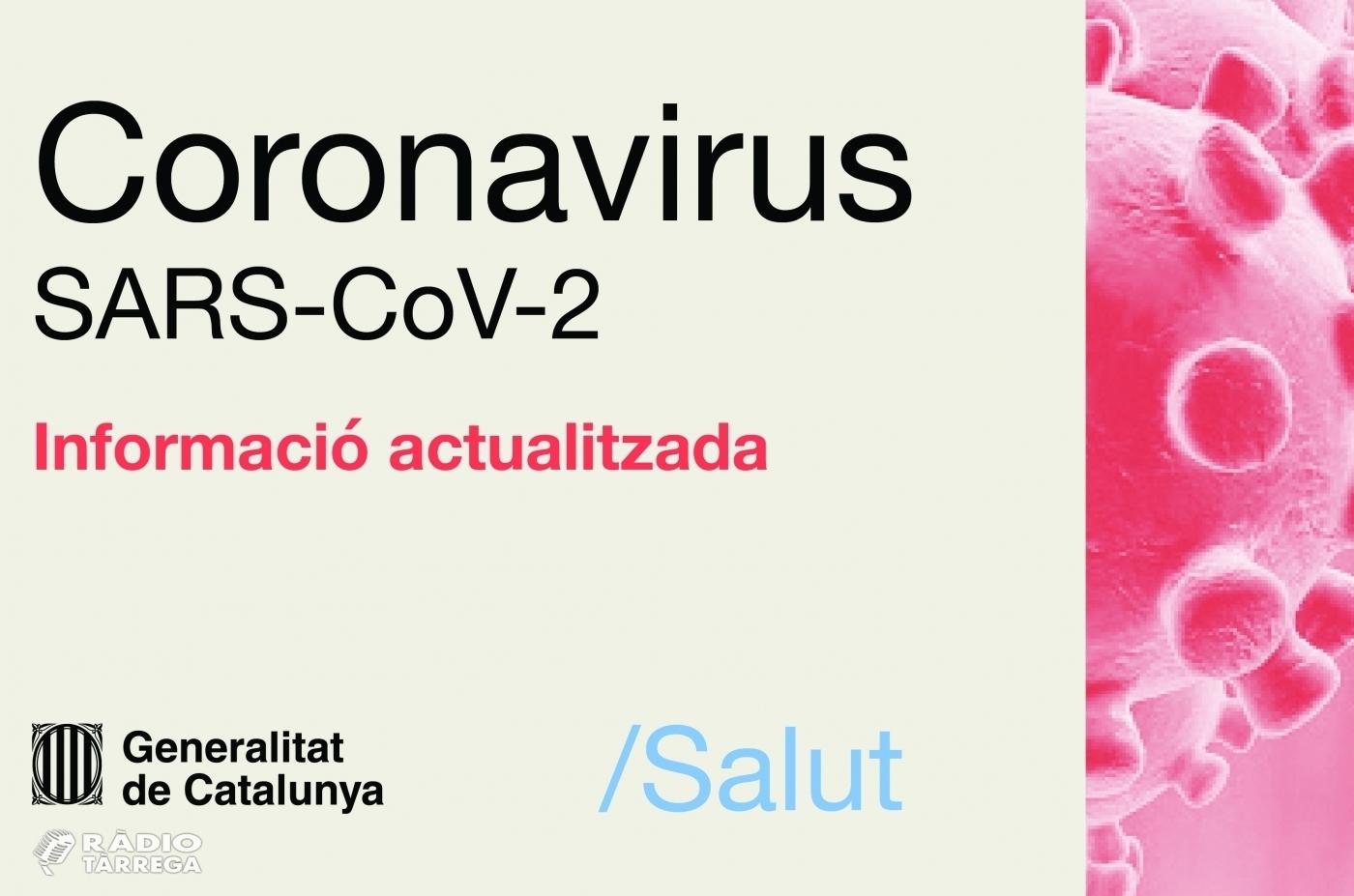 La Regió Sanitària de Lleida acumula 148 persones mortes entre casos confirmats i sospitosos de coronavirus, 10 més que ahir