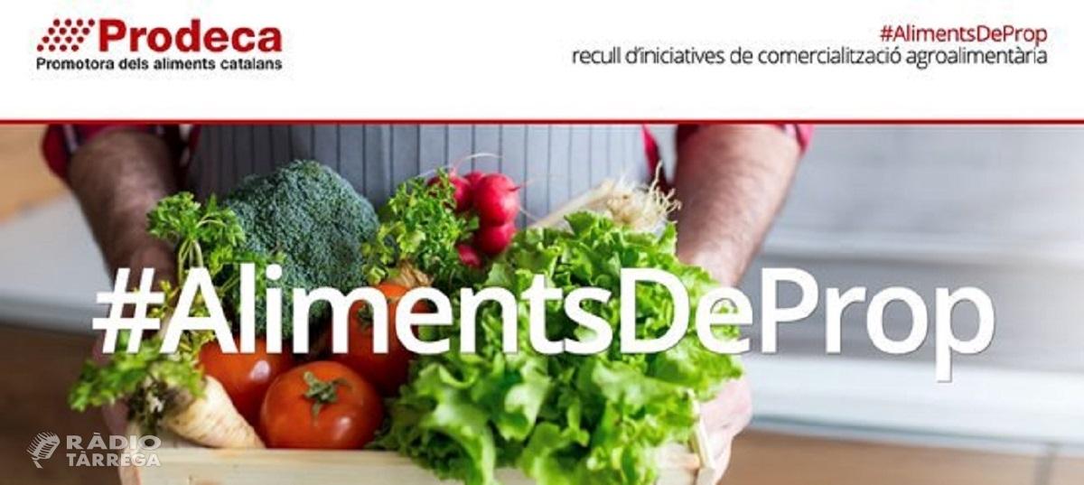 Agricultura agrupa en un sol web les diferents iniciatives de venda d'aliments i begudes de proximitat