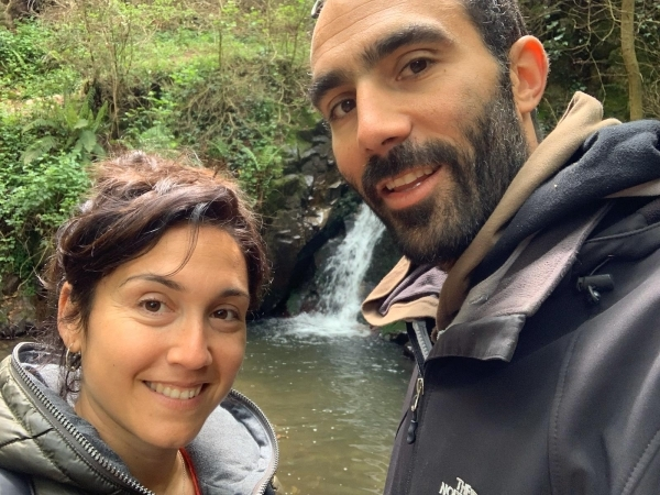 """ÀUDIO: L'Oriol i la Verònica, una parella targarina que ha superat el coronavirus: """"no s'ha de menystenir el virus"""""""