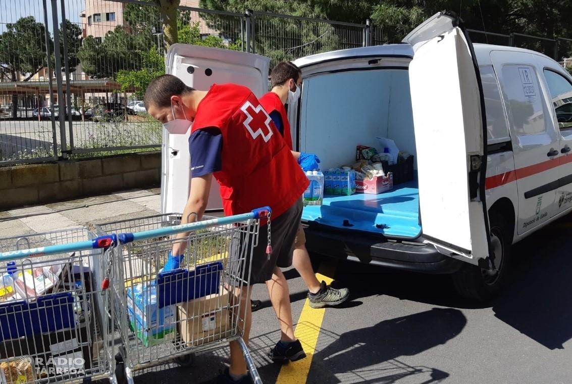 Tàrrega recapta 2.770 litres de llet per a les famílies vulnerables del municipi