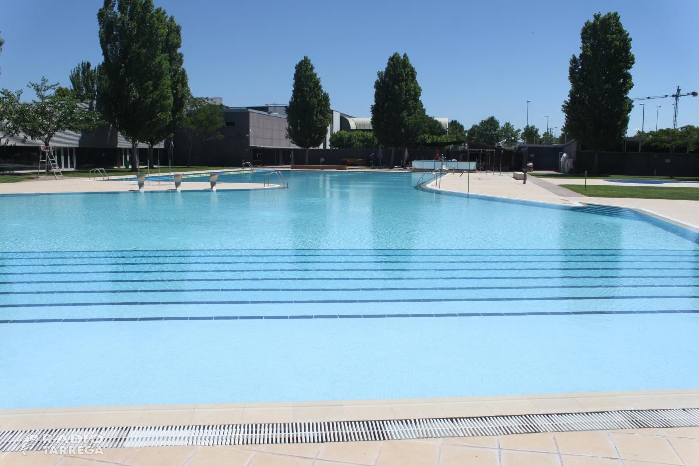 L'Ajuntament de Tàrrega treballa en fase embrionària la reobertura de les piscines municipals d'estiu