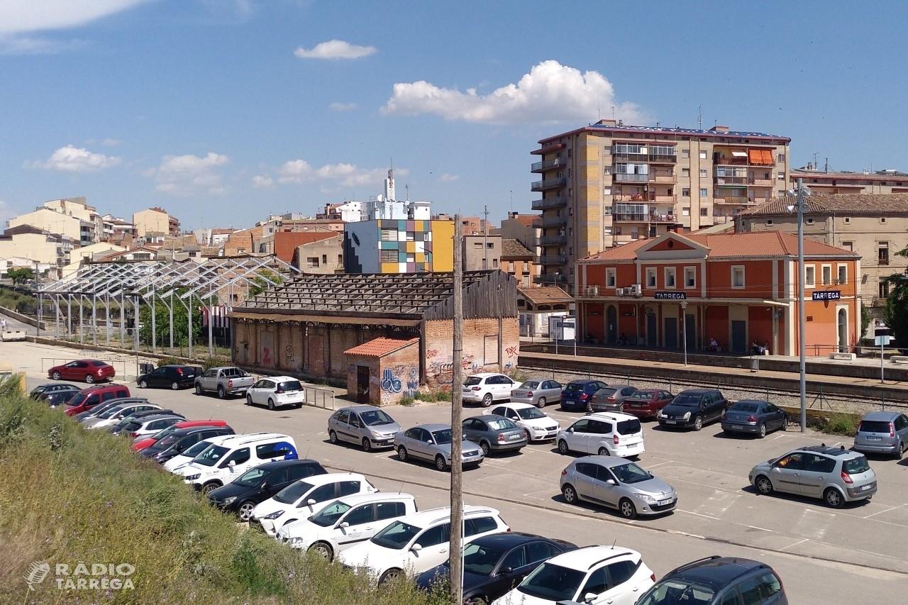 L'Ajuntament de Tàrrega dona llum verda a la segregació de la finca municipal que es destinarà a la futura estació d'autobusos