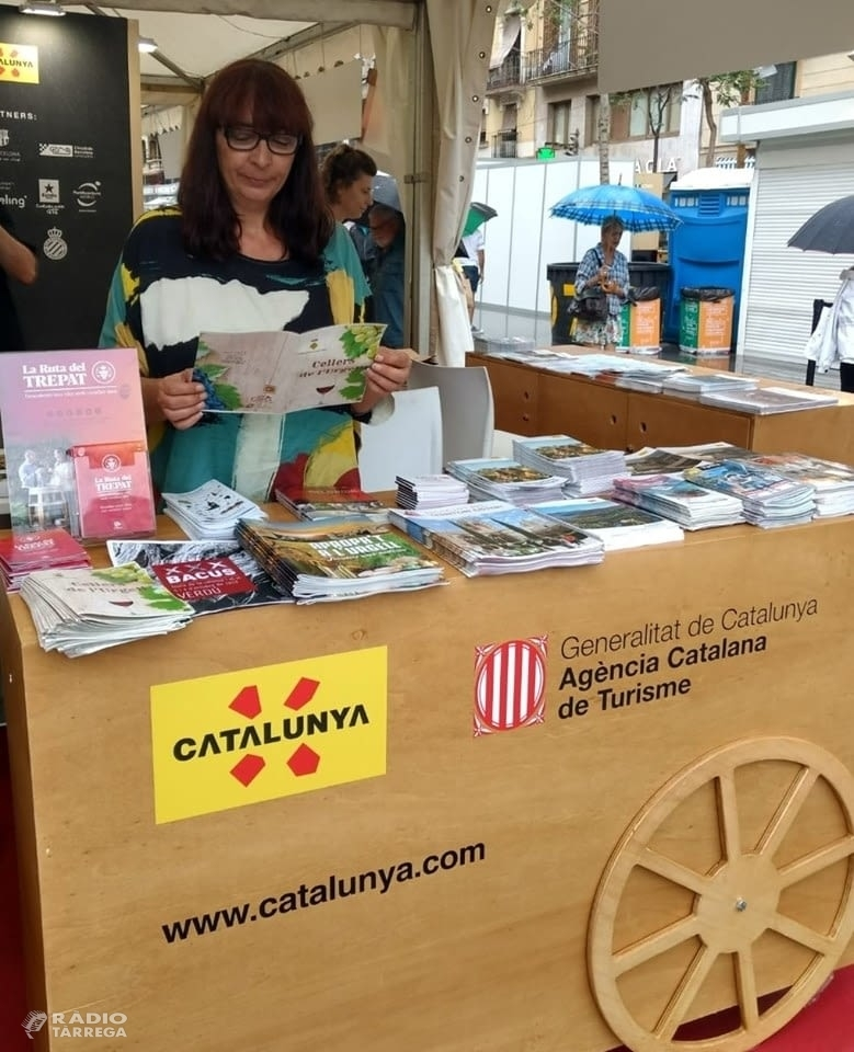 El Consell Comarcal de l'Urgell aposta pel turisme i consum de proximitat en l'etapa post-confinament