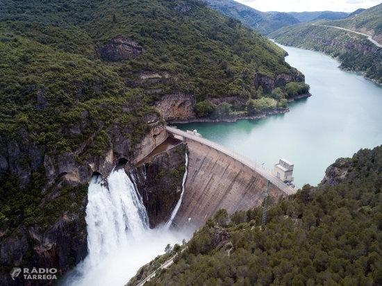 Endesa duplica la producció hidroelèctrica a les comarques de Lleida respecte al primer quadrimestre de l'any passat