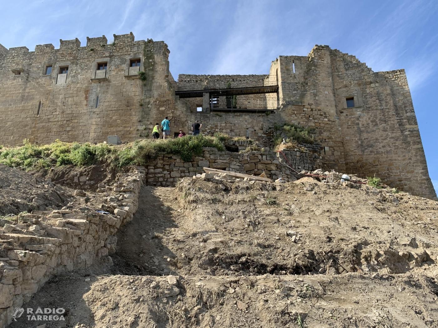 S'inicien les obres d'adequació del Castell de Ciutadilla
