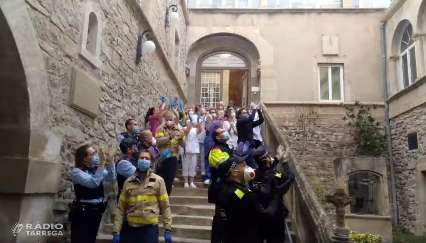 La Residència Sant Antoni de Tàrrega tornarà a fer ingressos, reingressos i organitzar visites de familiars a partir de dilluns 8 de juny