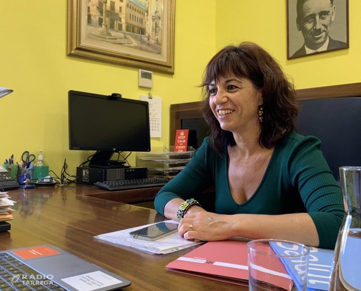 ERC proposa a l'alcaldessa de Tàrrega Alba Pijuan Vallverdú, secretària de la mesa de l'Assamblea Nacional de Dones del partit
