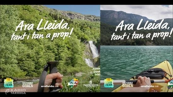 La Diputació de Lleida aposta pels mercats de proximitat per reactivat l'activitat turística aquest estiu