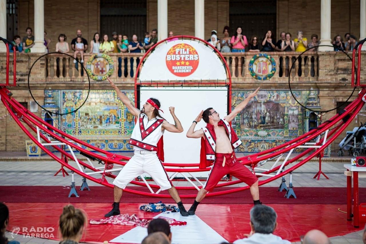 Tàrrega programa un cicle estival d'arts escèniques del 4 al 25 de juliol en pobles del municipi