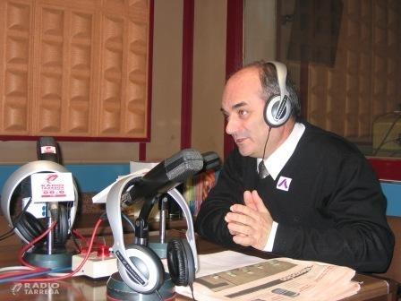 Demà dissabte es farà un acte de record per a Manel Medrano, exregidor de l'Ajuntament de Tàrrega i col•laborador de Ràdio Tàrrega