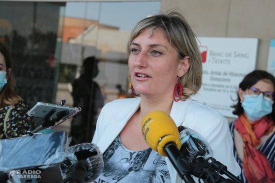 Vergés demanarà a l'Aragó que recomani evitar al màxim el moviment de temporers cap a Lleida