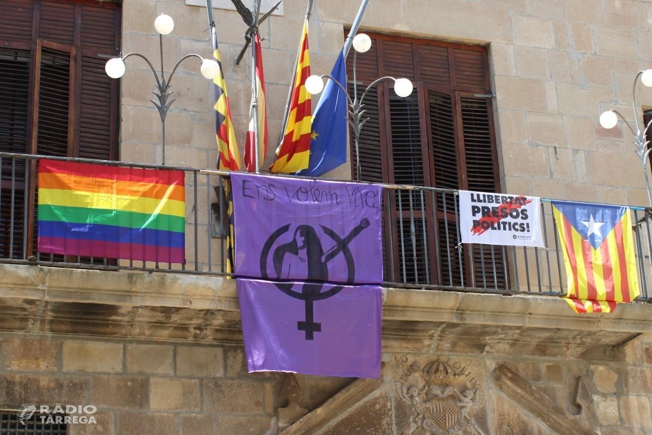 Tàrrega expressa el seu suport al Dia Internacional de l'Orgull LGBTI