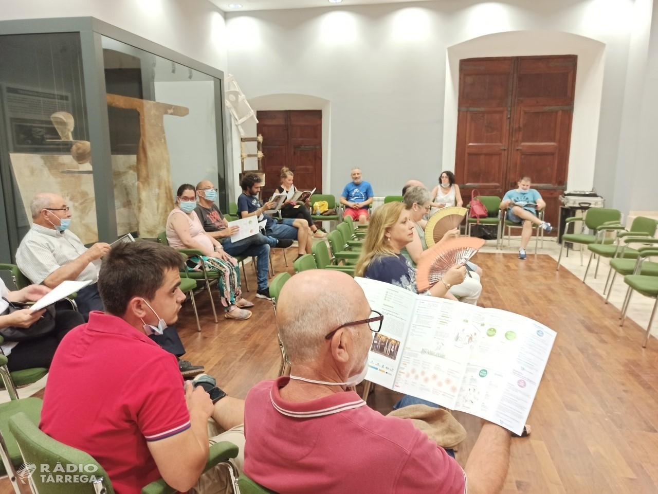 El Grup Alba inicia un canvi de rumb dels serveis diürns iniciant l'activitat als nous espais de Guissona, Agramunt i Verdú