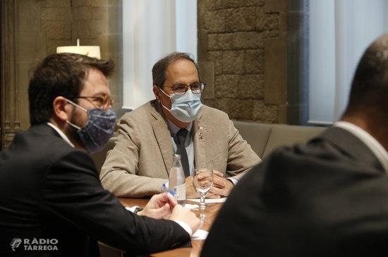 El Govern confina a partir de les 12 del migdia la comarca del Segrià per l'increment de contagis de la covid-19