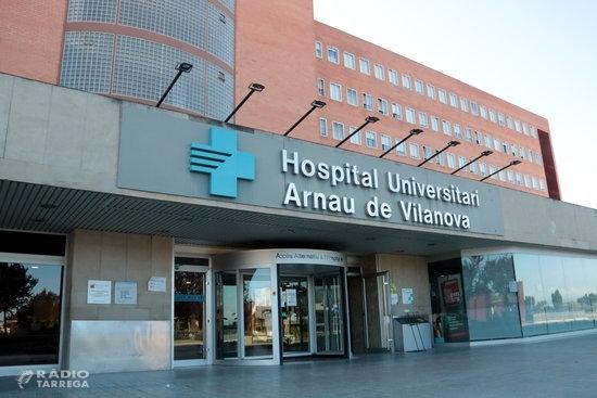 Els hospitals de la Regió Sanitària de Lleida tenen ingressats 68 pacients amb covid-19, dels quals 8 es troben a l'UCI