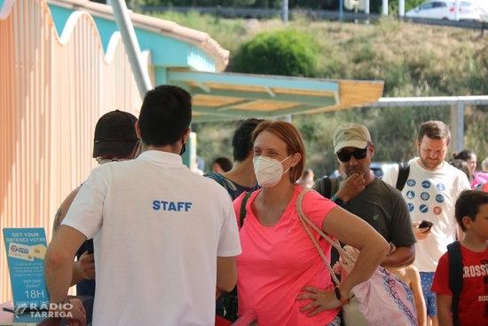 La mascareta serà obligatòria a l'aire lliure i en interiors oberts al públic amb sancions de 100 euros