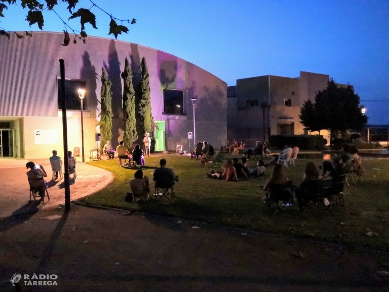 Una cinquantena de persones participen en la primera vetllada de l'a2m de Tornabous