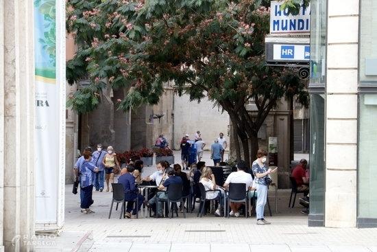 El jutge ratifica l'enduriment del confinament a set municipis del Segrià però no a Massalcoreig