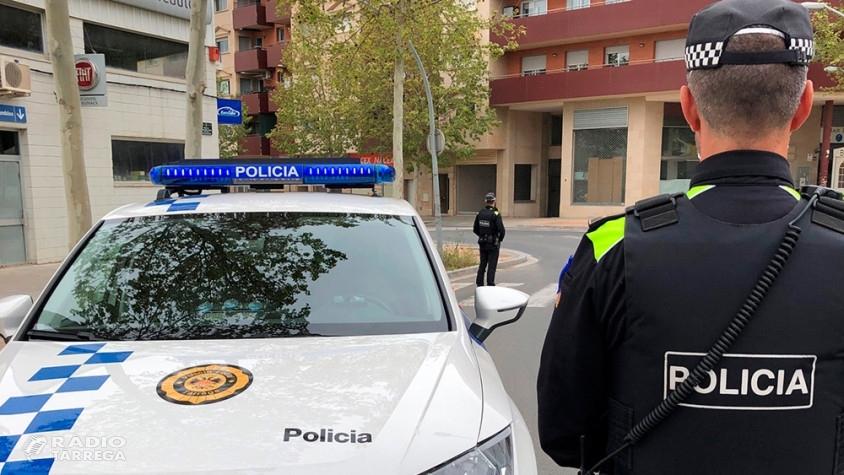 La Policia Local de Tàrrega intensificarà els controls d'ús de mascaretes i distàncies a les terrasses de bars i restaurants