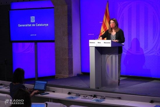 El Govern estén a Barcelona, el seu entorn immediat, la Noguera i la resta del Segrià les mesures de l'Hospitalet