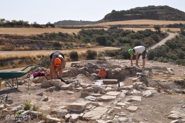 Tornen a l'agost les excavacions al poblat ibèric del Pla de les Tenalles
