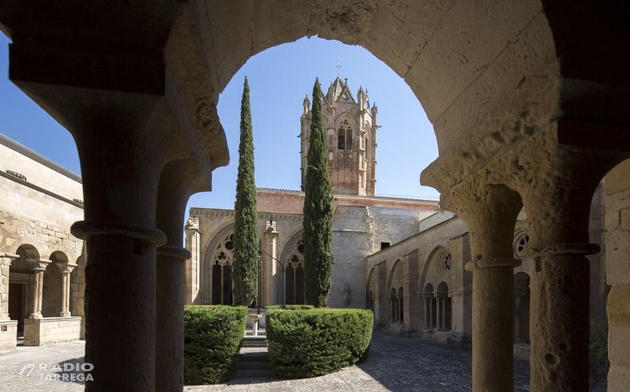 La reobertura del Reial Monestir de Santa Maria de Vallbona de les Monges permet tornar a fer turisme aquest estiu a la Ruta del Cister, amb un carnet únic de venda en línia per accedir als tres monestirs