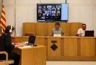 El primer Plenari Comarcal telemàtic dona llum verda a la declaració del Molí del Siscà de Puigverd d'Agramunt com a Bé Cultural d'Interès Local