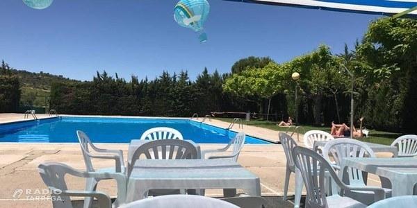 El PUOSC 2020-2024 permetrà la reforma de les piscines de Guimerà, les segones més antigues de l'Urgell
