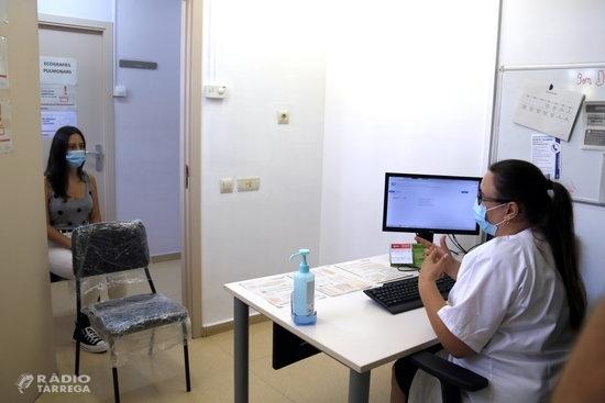 La regió sanitària de Lleida incorpora 43 gestors covid en una setmana per descongestionar l'Atenció Primària