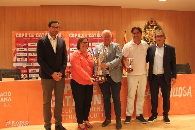 Tàrrega, seu de la fase final de la Copa Catalunya Femenina Absoluta i Amateur Masculina, els dies 23 i 25 d'agost