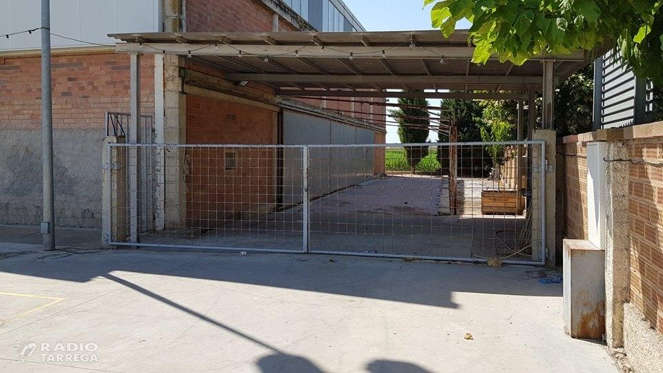 Castellserà afrontarà les obres de construcció dels accessos i serveis del poliesportiu municipal gràcies al PUOSC