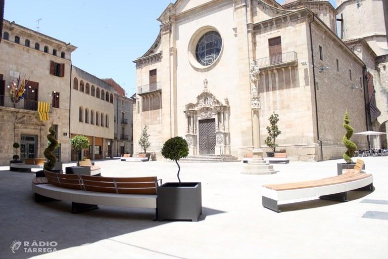 ÀUDIO - Reaccions de l'alcaldessa de Tàrrega, Alba Pijuan Vallverdú, davant l'augment de casos de COVID-19 a la ciutat