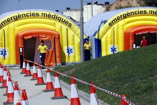 Catalunya pateix un fort augment de casos de covid-19 amb 1.288 nous confirmats per PCR i tretze morts